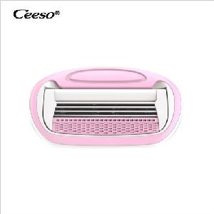 Ceeso manual blade 4-layer blade shaving head women's shaving blade